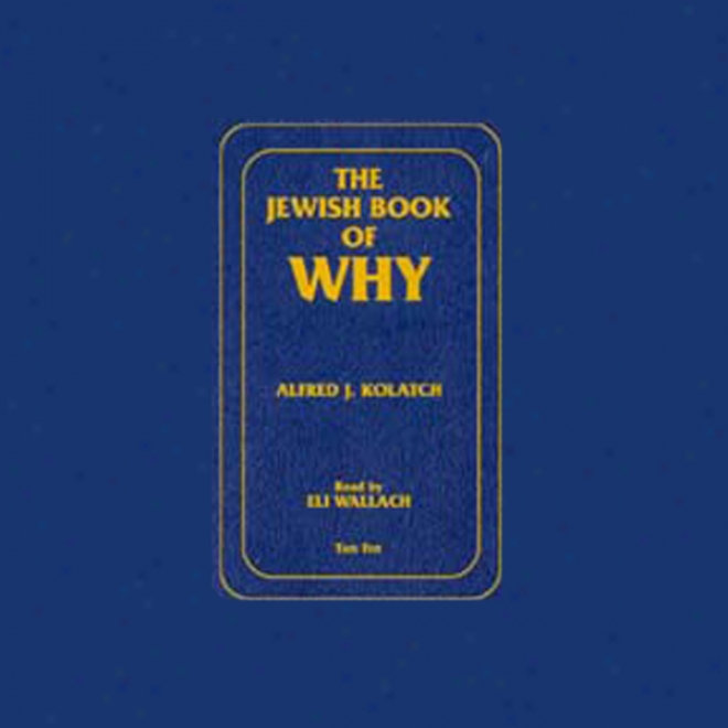 The Hebrew Book Of Why