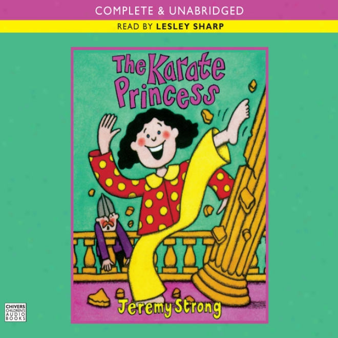 The Karate Princess (unabridged)
