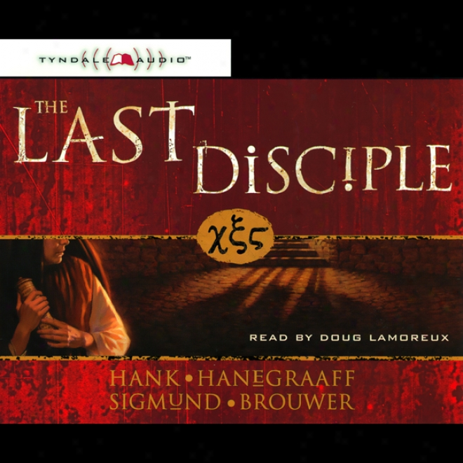 The Last Disciple (unabridged)