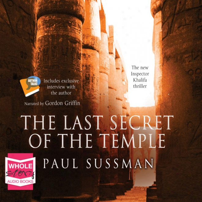 The Last Secret Of The Temple (unabridged)