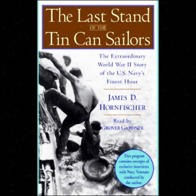 Th Last Stand Of The Tin Can Sailors