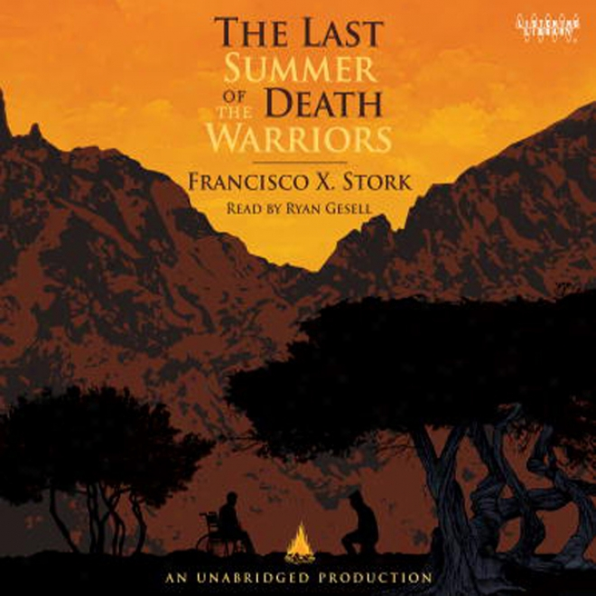 The Last Summer Of The Death Warriors (unabridged)