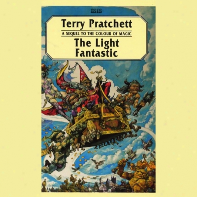 The Light Fantastic: Discworld #2 (ujabridged)