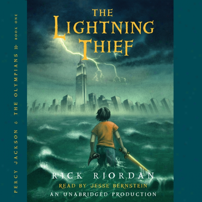 The Lightning Thief: Percy Jackson And The Olympians, Book 1 (unabridged)