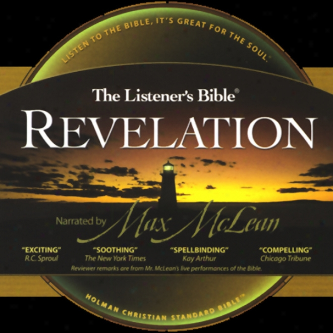The Listener's Bible: Revelation (unabridged)