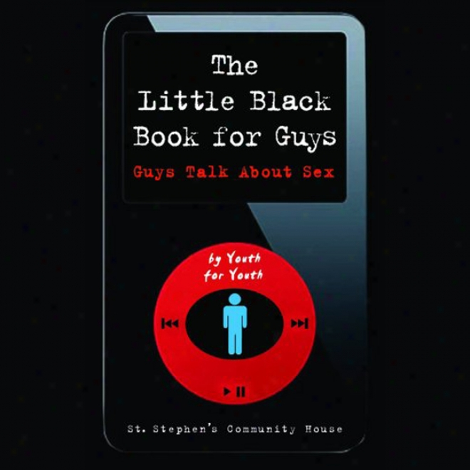 The Littpe Black Book For Guys: Guys Talk About Sex (unabridged)