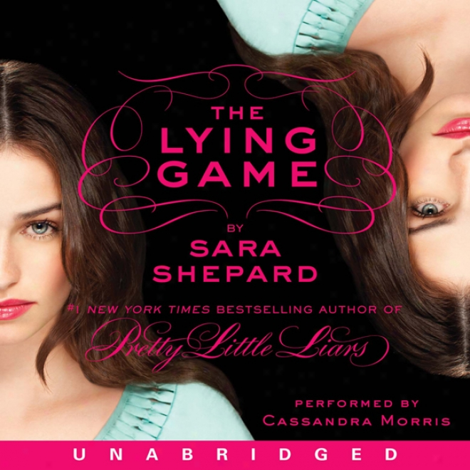 The Lying Game (unabridged)