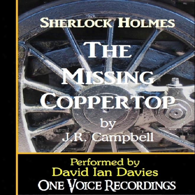 The Missing Coppertop (unabridged)