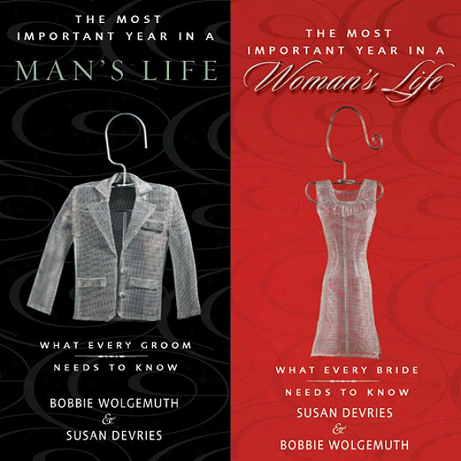 The Most Important Year In A Womqn's Life/the Most Important Year In A Man's Life (unabridged)