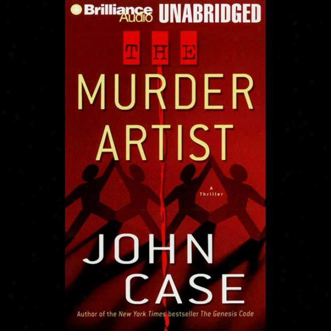 The Murder Artist (unabridged)