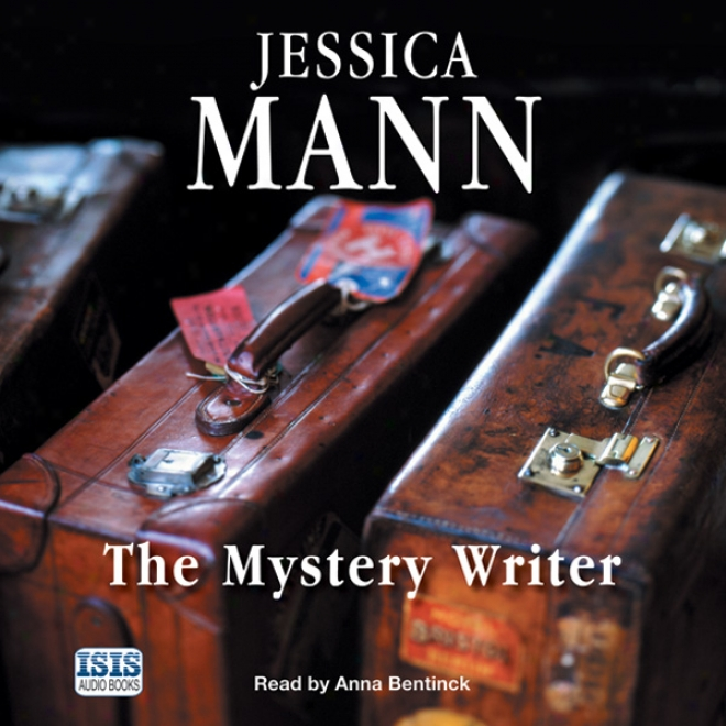 The Mystery Writer (unabridged)