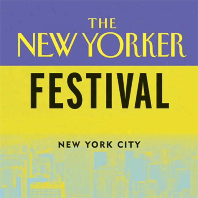 The New Yorker Festival: Calvin Trillin Interviewed By Mark Singer
