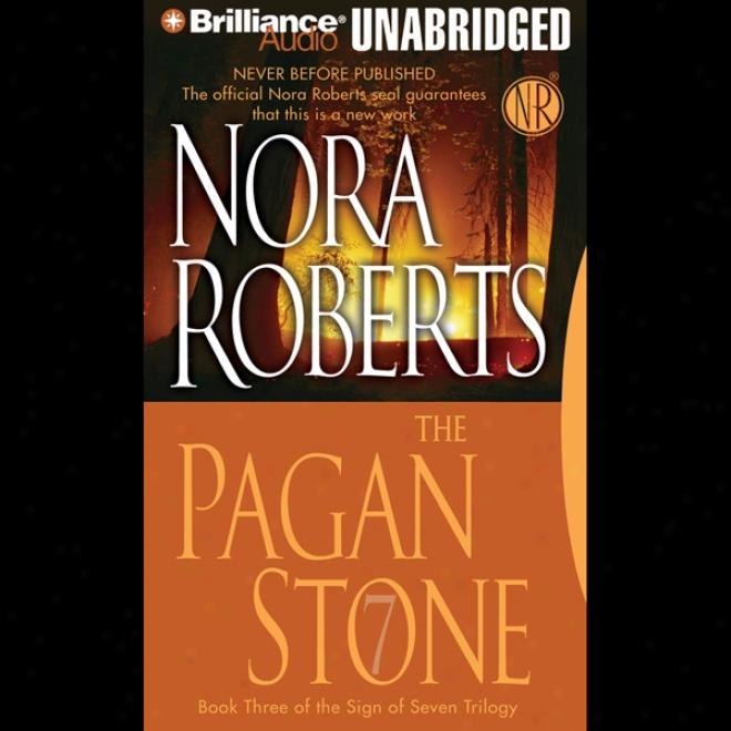 The Paggan Stone: Sign Of Seven, Book 3 (unabridged)