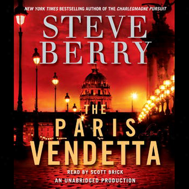 The Paris Vendetta: A oNvel (unabridged)