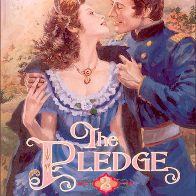 The Pledge: The American Quilt Series (unabridged)
