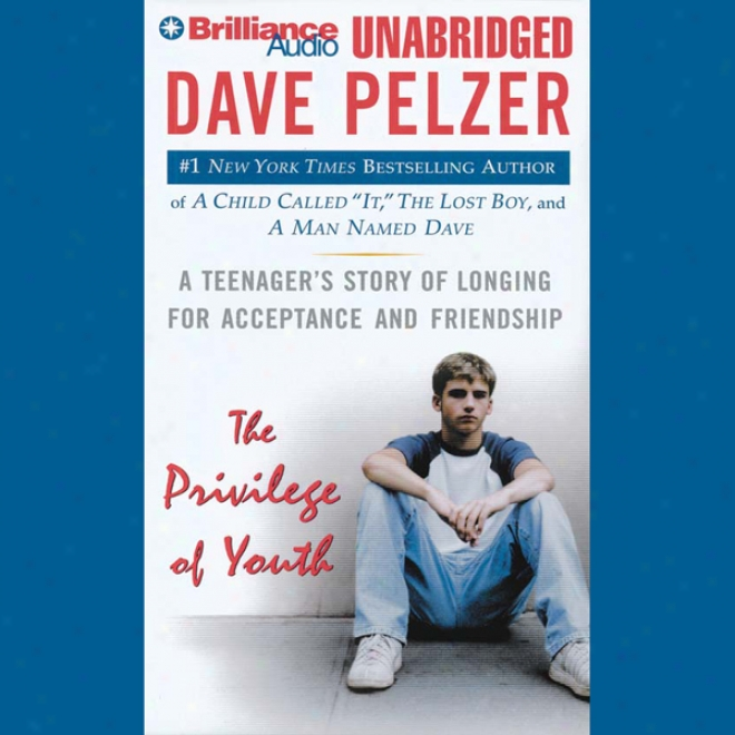 The Privilege Of Youth: A Teenager's Story Of Craving For Acceptance And Friendship (unabridged)