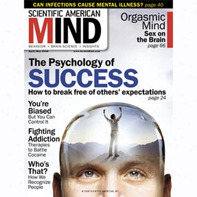 The Psychology Of Success: Scientific American Inclination