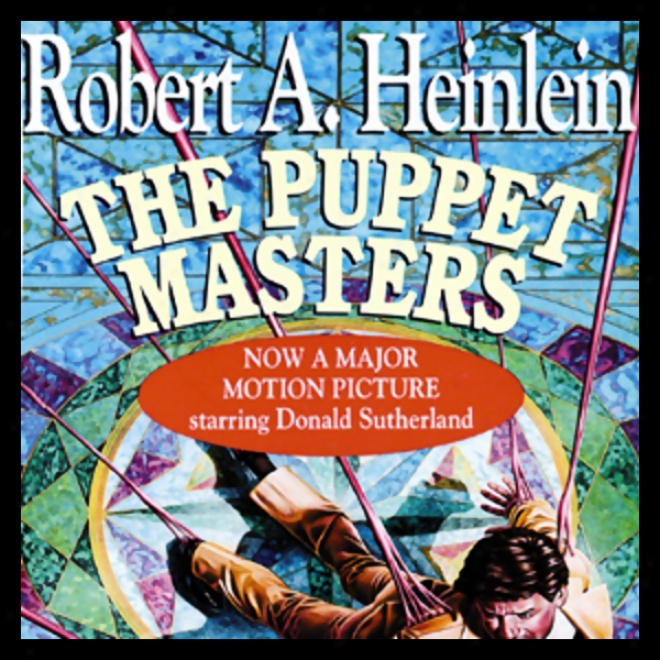 The Puppet Masters (unabridged)