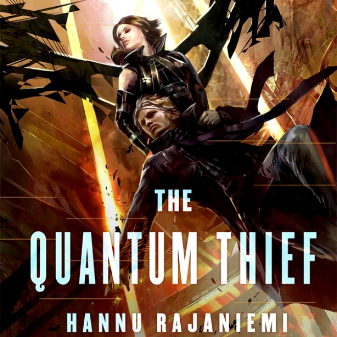 The Quantum Swindler (unabridged)