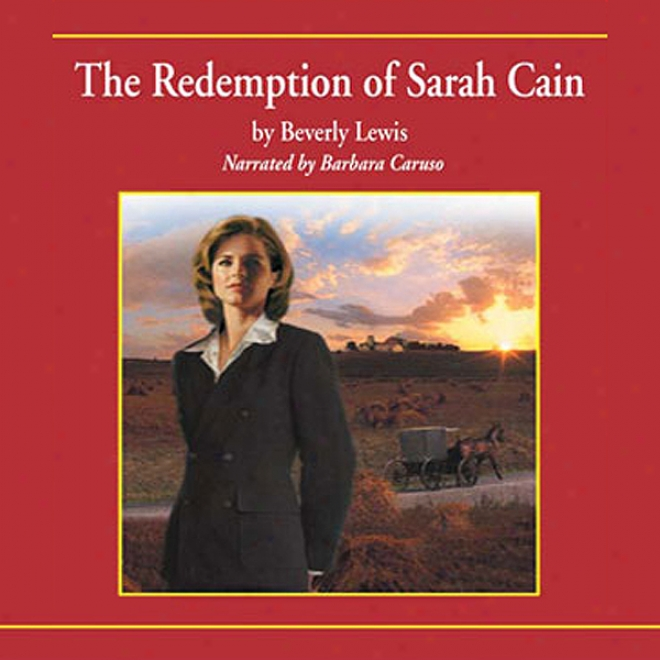 The Repurchase Of Sarah Cain