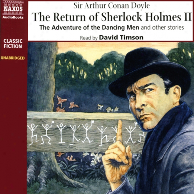 The Recompense Of Sherlock Holmes Ii (unabridged)