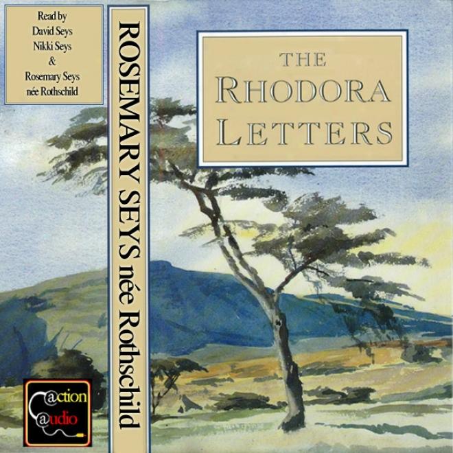 The Rhodota Letters (unabrdiged)