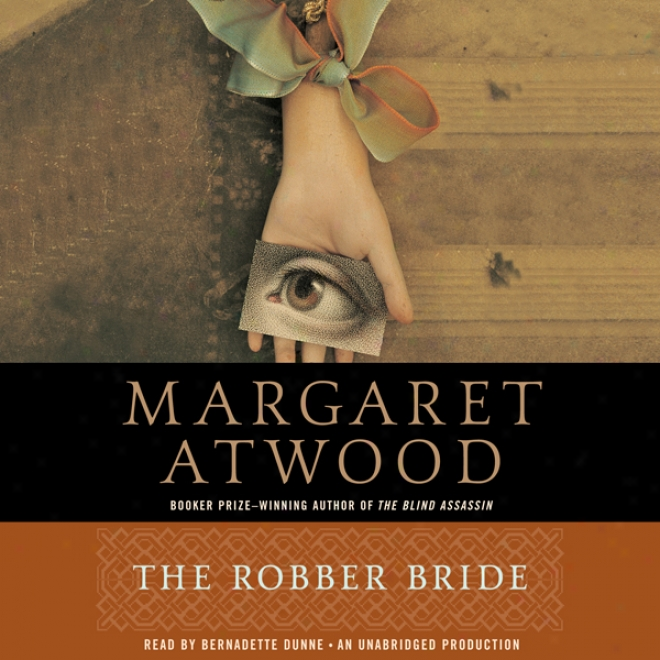 The Robber Bride (unabridged)