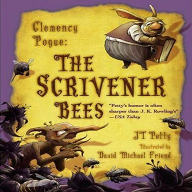 The Scrivener Bees (unabridged)