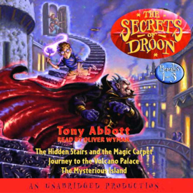 The Secrets Of Droon, Bkok 1 (unabridged)