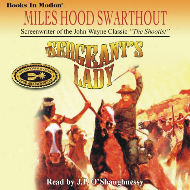 The Sergeant's Lady (unabridged)