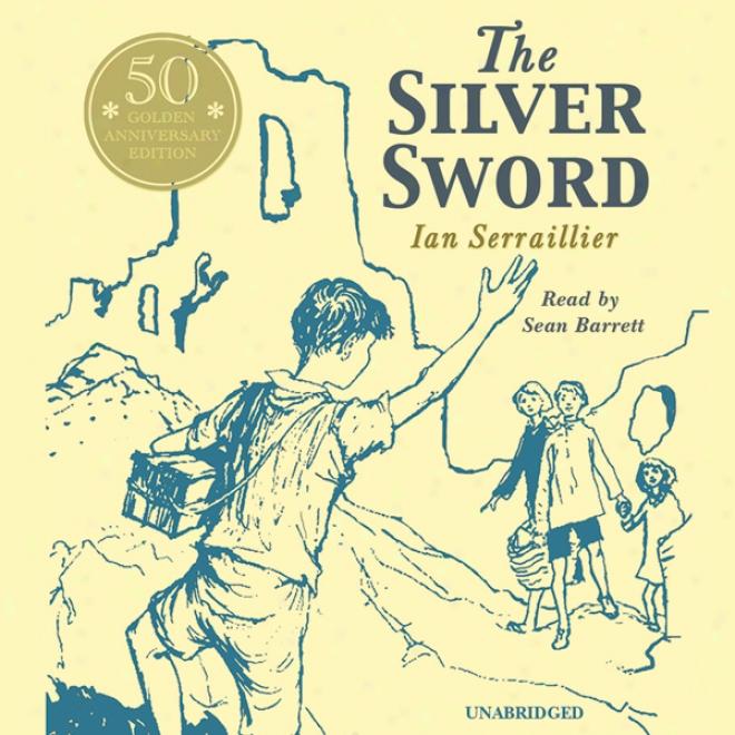 The Silver Sabre (unabridged)