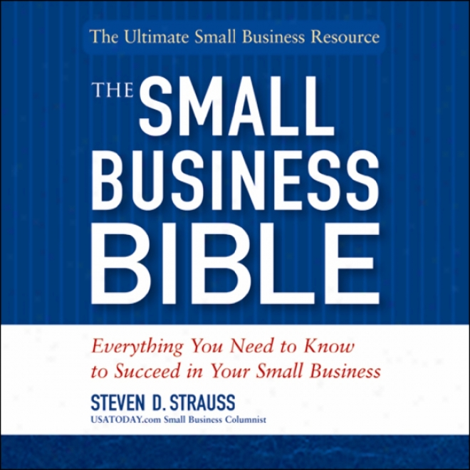 The Smalll Business Bible (unabridged)