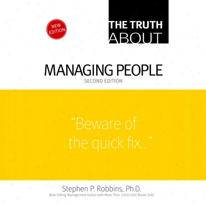 The Truth About Managing People (unabridged)