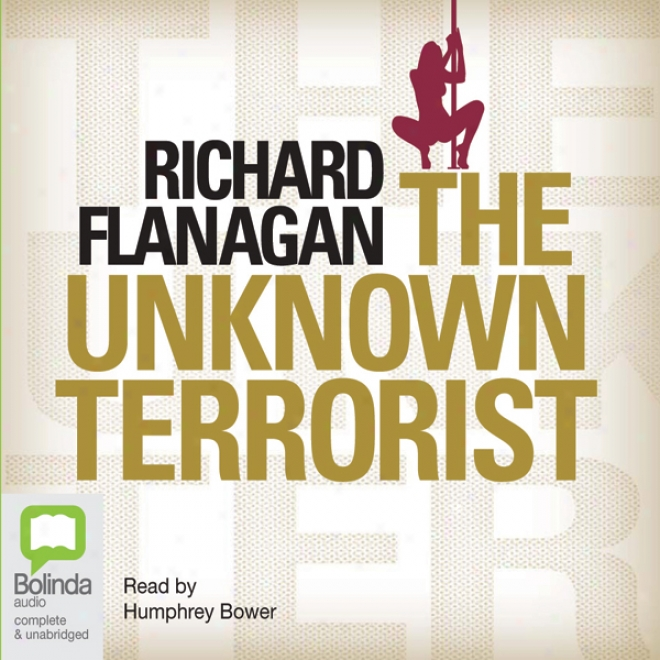 The Unknown Terrorist (unabridged)