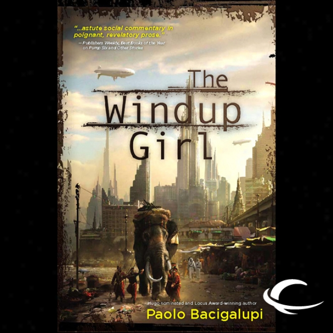 The Windu0 Girl (unabridged)