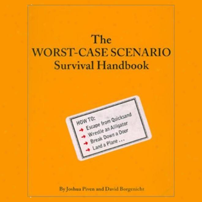 The Wost-case Scenario Survival Handbook: Work (unabridged)