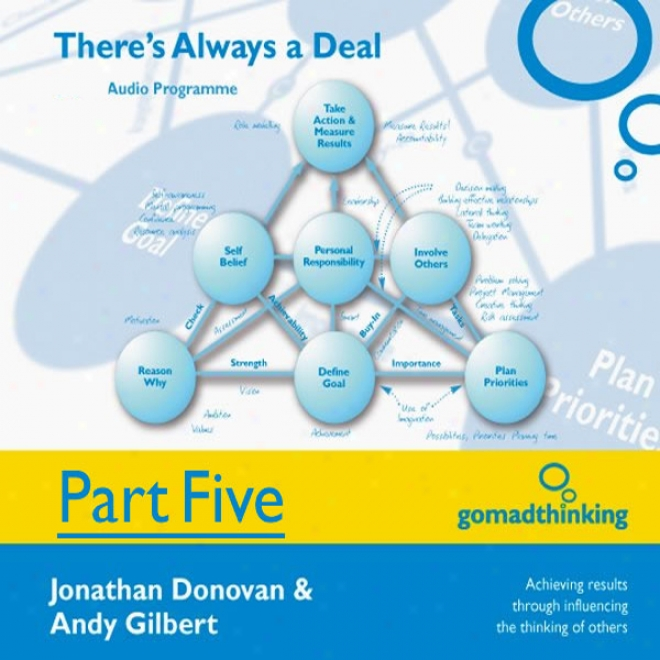 There's Always A Deal - Part Five: Closing A Negotiation And Other Considerations (unabridged)