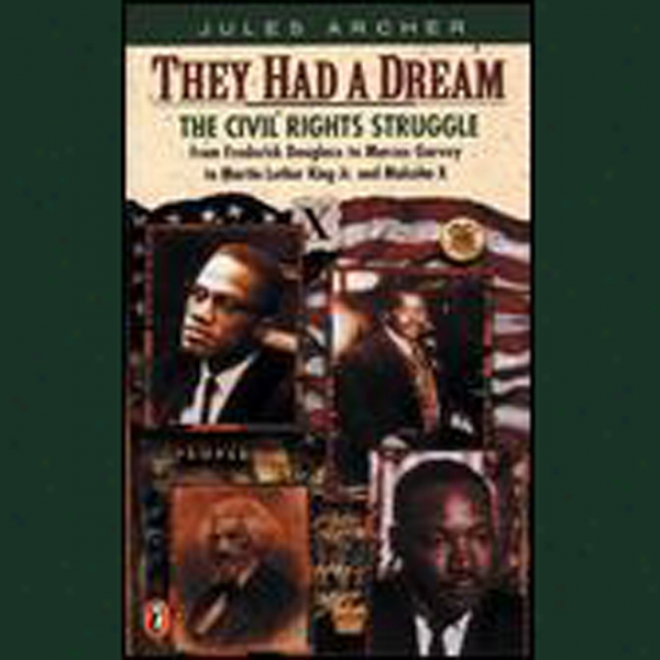 They Had A Dream (unabridged)