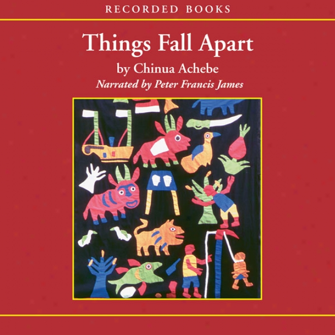 Things Fall Apart (unabridged)