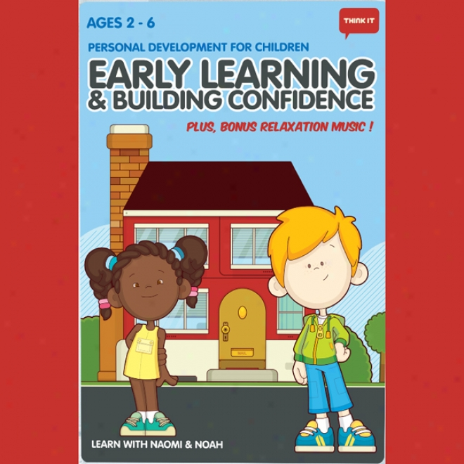 Tyink It: Early Learning & Building Confidence - Age 2-6: Personal Development For Children (unabridged)