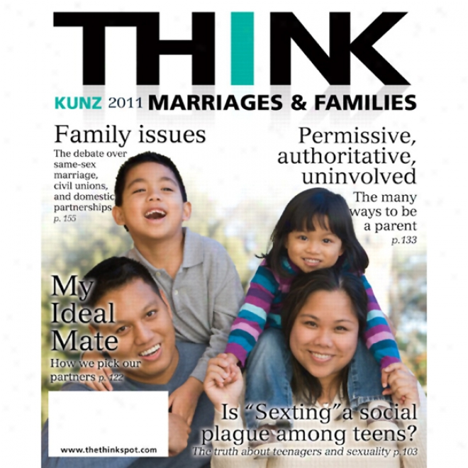 Think Mrariages & Families (unabridged)