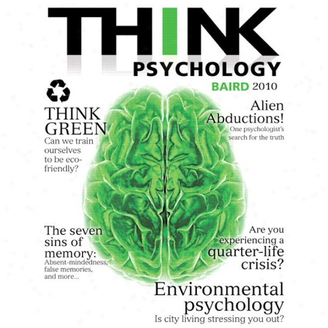 Think Psychology, 1/e (unabridgd)
