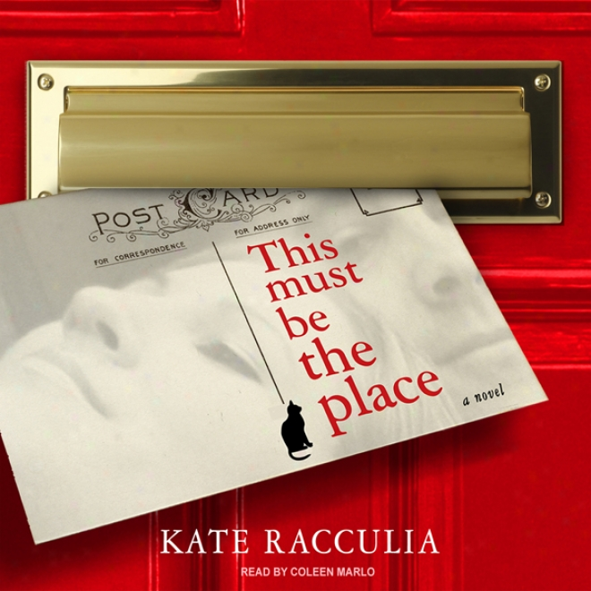 This Must Be The Place: A Novel (unabridged)