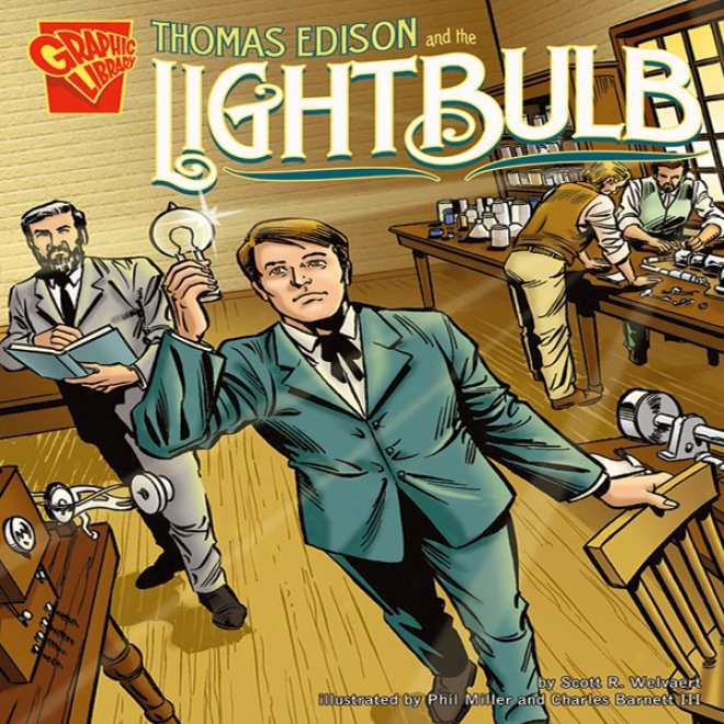 Thomas Edison And The Lightbulb