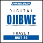 Ojibwe Phhase 1, Unit 20 : Learn To Speak And Understand Ojibwe With Pimsleur Language Programs