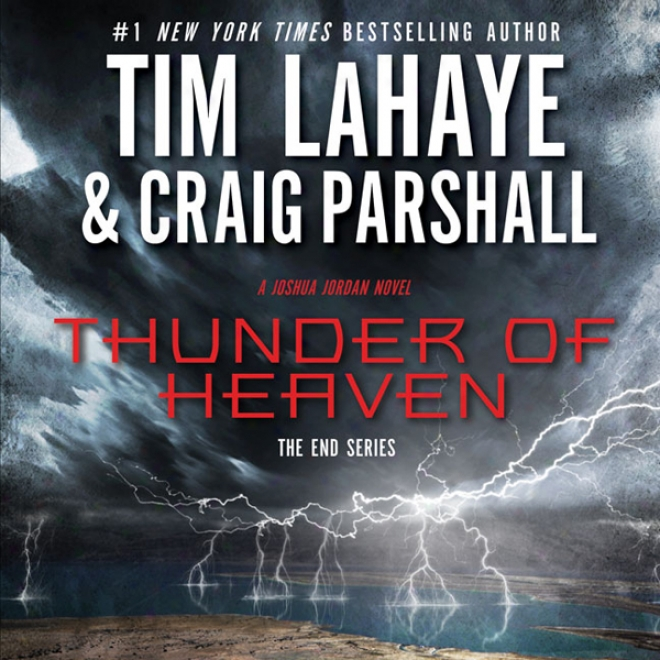 Thunder Of Heaven: A Joshua Jordan Novel (unabridged)