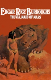 Thuvi, Maid Of Mars (unabridged)