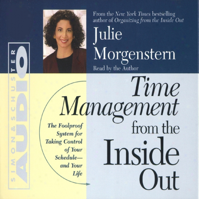 Time Management From The Within Out
