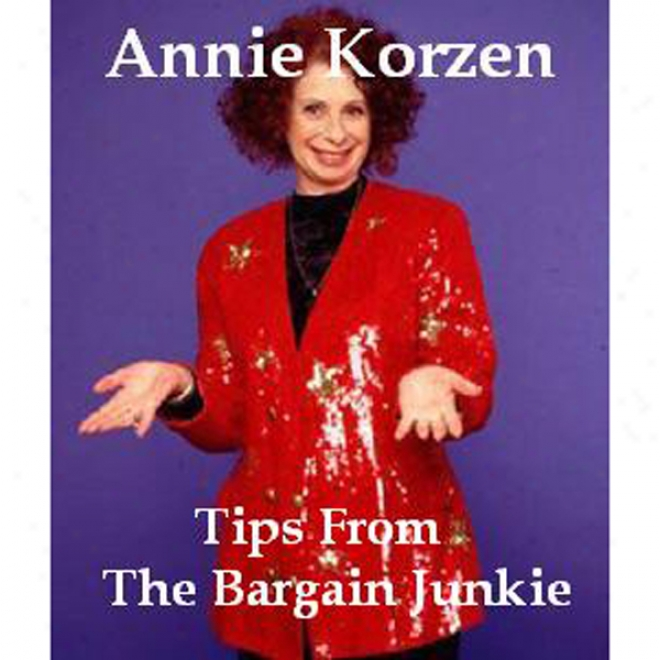 Tips From The Bargain Junkie (unabridged)