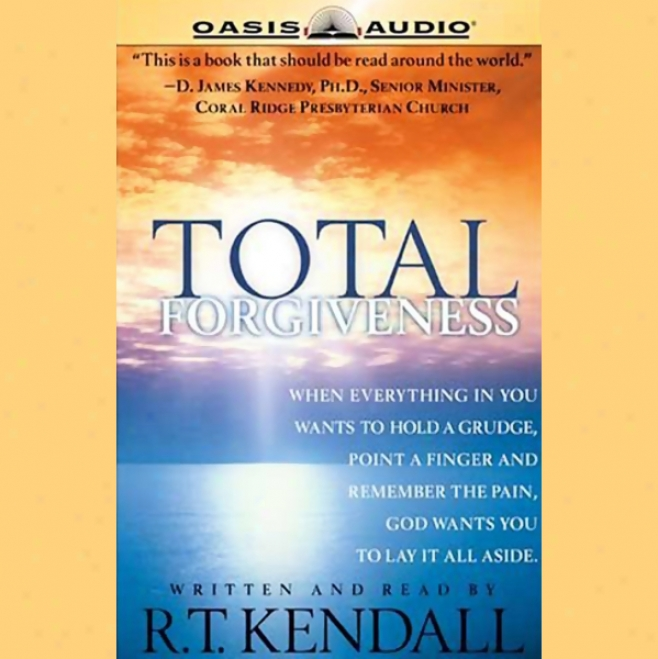 Integral Forgiveness (unabridged)